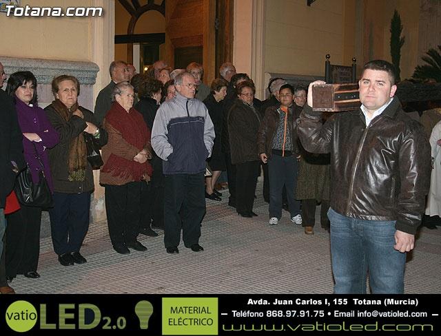 V�A CRUCIS ORGANIZADO POR LA HERMANDAD DE JES�S EN EL CALVARIO Y SANTA CENA . 2009 - 11