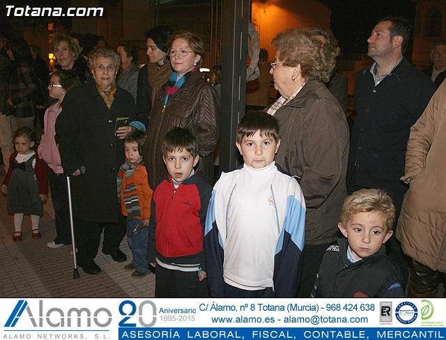 V�A CRUCIS ORGANIZADO POR LA HERMANDAD DE JES�S EN EL CALVARIO Y SANTA CENA . 2009 - 14