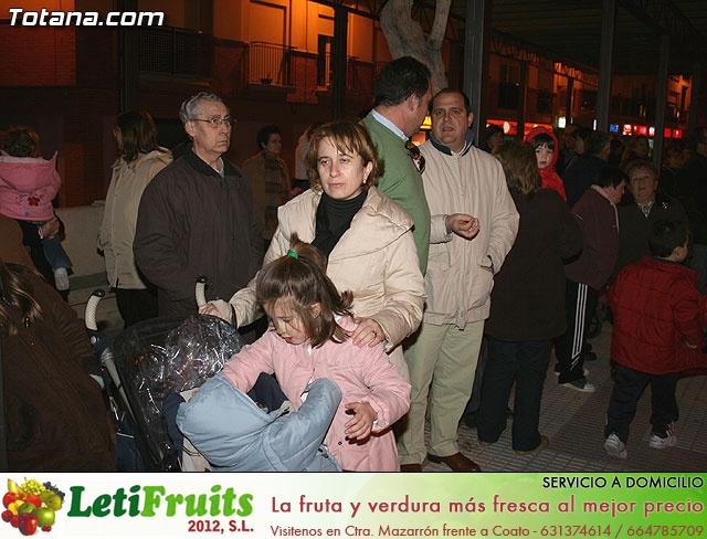 V�A CRUCIS ORGANIZADO POR LA HERMANDAD DE JES�S EN EL CALVARIO Y SANTA CENA . 2009 - 15