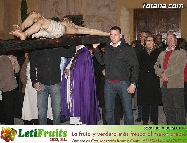V�A CRUCIS ORGANIZADO POR LA HERMANDAD DE JES�S EN EL CALVARIO Y SANTA CENA . 2009 - 16