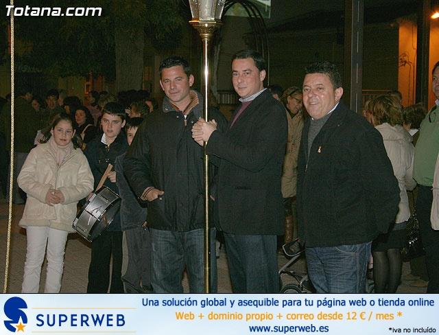 V�A CRUCIS ORGANIZADO POR LA HERMANDAD DE JES�S EN EL CALVARIO Y SANTA CENA . 2009 - 19