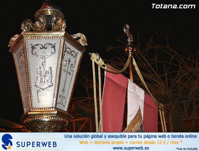 V�A CRUCIS ORGANIZADO POR LA HERMANDAD DE JES�S EN EL CALVARIO Y SANTA CENA . 2009 - 21