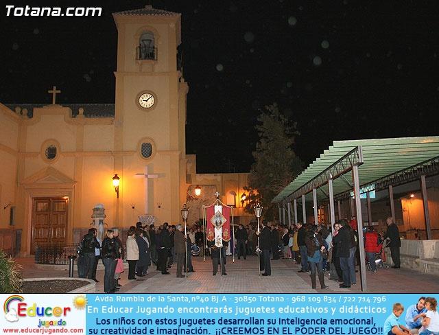 V�A CRUCIS ORGANIZADO POR LA HERMANDAD DE JES�S EN EL CALVARIO Y SANTA CENA . 2009 - 24