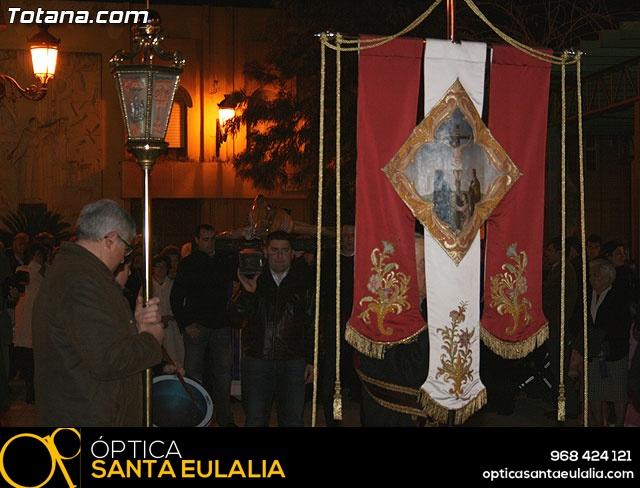 V�A CRUCIS ORGANIZADO POR LA HERMANDAD DE JES�S EN EL CALVARIO Y SANTA CENA . 2009 - 25