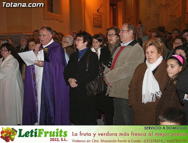 V�A CRUCIS ORGANIZADO POR LA HERMANDAD DE JES�S EN EL CALVARIO Y SANTA CENA . 2009 - 29