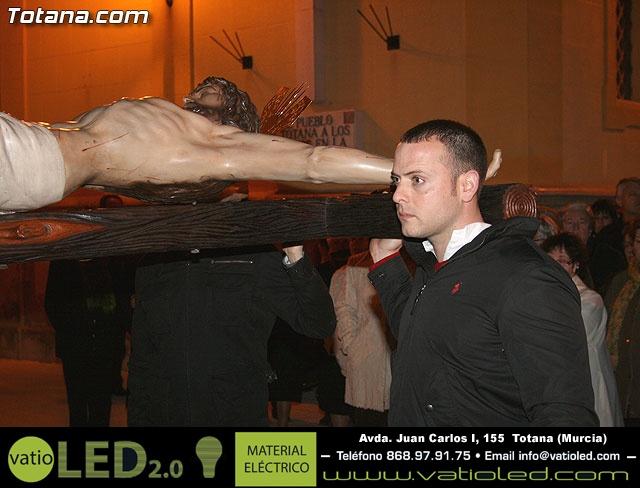 V�A CRUCIS ORGANIZADO POR LA HERMANDAD DE JES�S EN EL CALVARIO Y SANTA CENA . 2009 - 30
