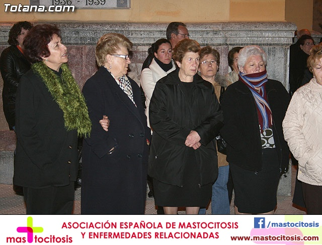 V�A CRUCIS ORGANIZADO POR LA HERMANDAD DE JES�S EN EL CALVARIO Y SANTA CENA . 2009 - 32
