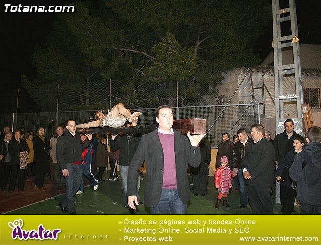 V�A CRUCIS ORGANIZADO POR LA HERMANDAD DE JES�S EN EL CALVARIO Y SANTA CENA . 2009 - 76