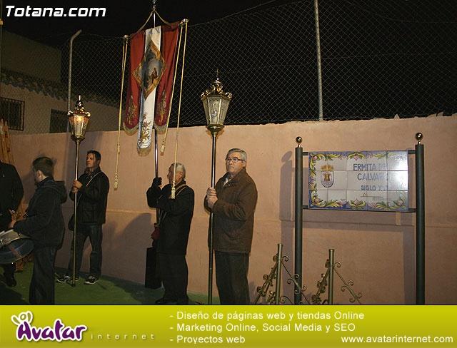 V�A CRUCIS ORGANIZADO POR LA HERMANDAD DE JES�S EN EL CALVARIO Y SANTA CENA . 2009 - 77