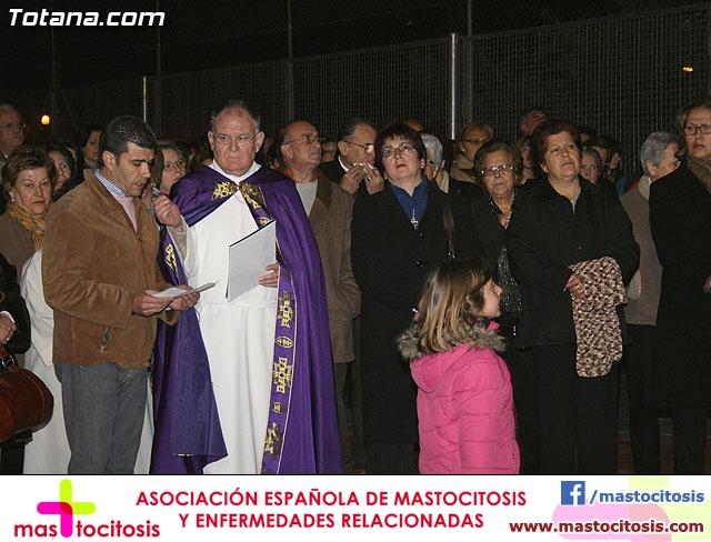 V�A CRUCIS ORGANIZADO POR LA HERMANDAD DE JES�S EN EL CALVARIO Y SANTA CENA . 2009 - 78