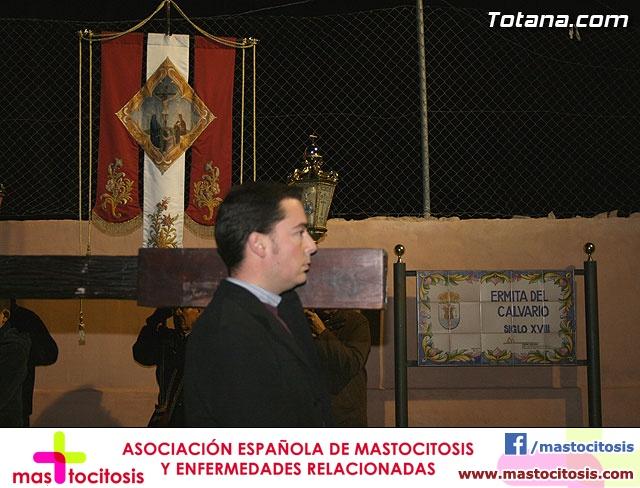 V�A CRUCIS ORGANIZADO POR LA HERMANDAD DE JES�S EN EL CALVARIO Y SANTA CENA . 2009 - 79