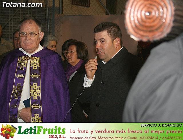 V�A CRUCIS ORGANIZADO POR LA HERMANDAD DE JES�S EN EL CALVARIO Y SANTA CENA . 2009 - 81