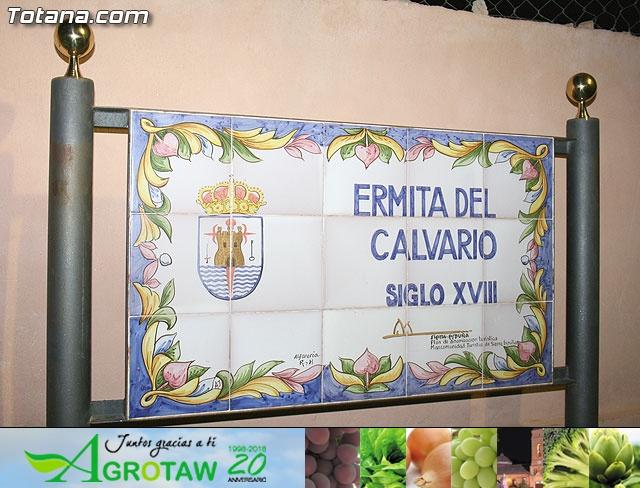 V�A CRUCIS ORGANIZADO POR LA HERMANDAD DE JES�S EN EL CALVARIO Y SANTA CENA . 2009 - 82