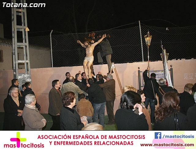 V�A CRUCIS ORGANIZADO POR LA HERMANDAD DE JES�S EN EL CALVARIO Y SANTA CENA . 2009 - 87