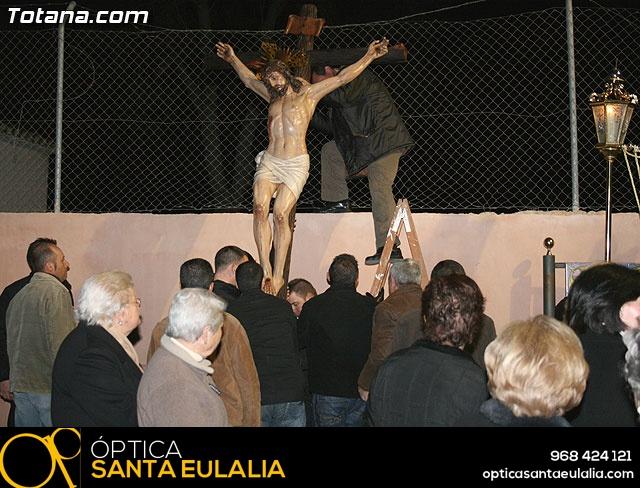 V�A CRUCIS ORGANIZADO POR LA HERMANDAD DE JES�S EN EL CALVARIO Y SANTA CENA . 2009 - 88