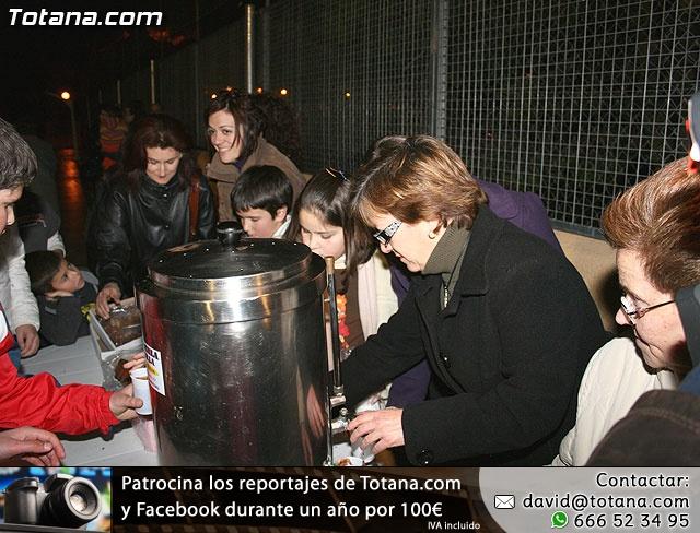 V�A CRUCIS ORGANIZADO POR LA HERMANDAD DE JES�S EN EL CALVARIO Y SANTA CENA . 2009 - 91