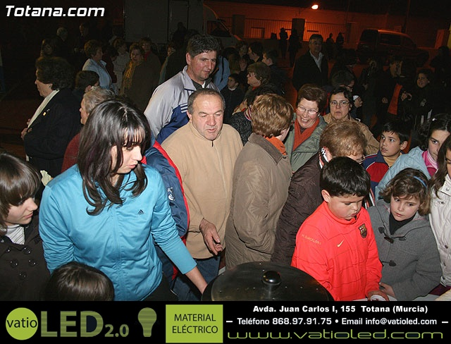 V�A CRUCIS ORGANIZADO POR LA HERMANDAD DE JES�S EN EL CALVARIO Y SANTA CENA . 2009 - 92