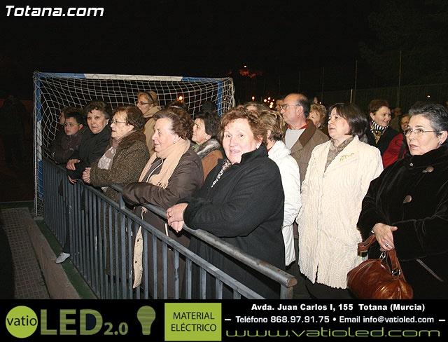 V�A CRUCIS ORGANIZADO POR LA HERMANDAD DE JES�S EN EL CALVARIO Y SANTA CENA . 2009 - 96