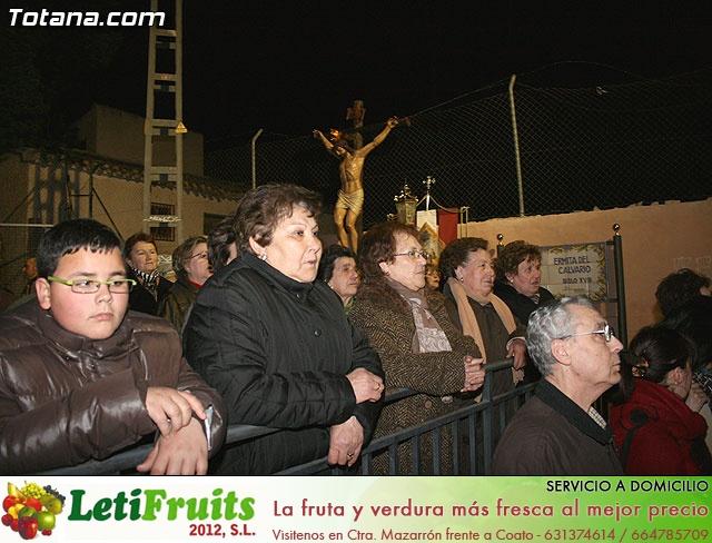 V�A CRUCIS ORGANIZADO POR LA HERMANDAD DE JES�S EN EL CALVARIO Y SANTA CENA . 2009 - 97