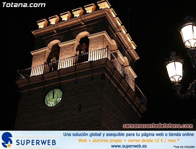 Procesión del Santo Entierro - Viernes Santo 2010 - Reportaje II (Recogida) - 1