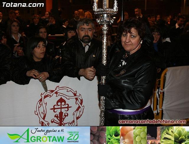 Procesión del Santo Entierro - Viernes Santo 2010 - Reportaje II (Recogida) - 12