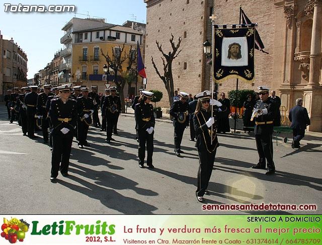 Procesión Viernes Santo mañana 2010 - Reportaje I (Salida y recogida I) - 227