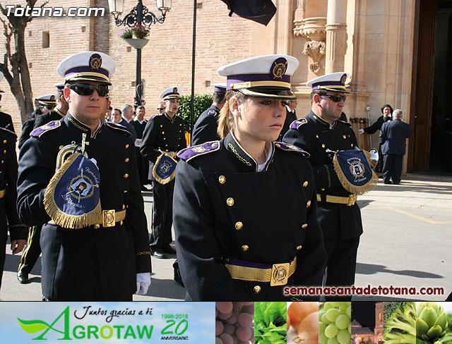 Procesión Viernes Santo mañana 2010 - Reportaje I (Salida y recogida I) - 228