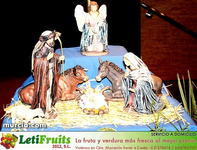 Pregón de Navidad Alcantarilla 2016 - 2