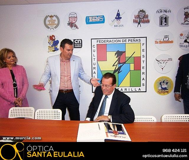 PRESENTACIÓN BRUJO DEL AÑO 2016 - 17