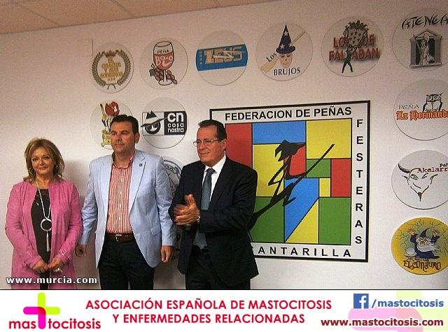 PRESENTACIÓN BRUJO DEL AÑO 2016 - 21