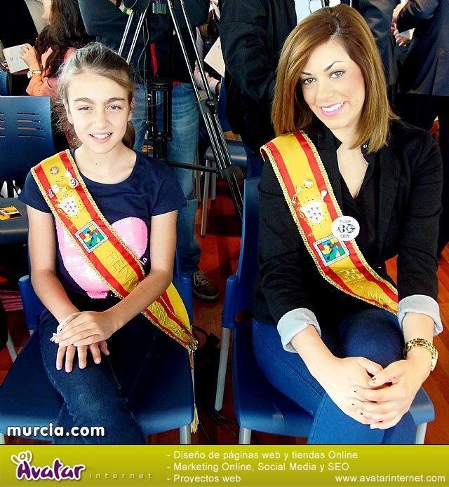 PRESENTACIÓN DE LAS FIESTAS DE MAYO 2016 DE ALCANTARILLA - 21