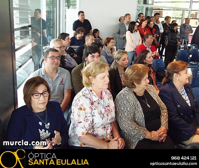 PRESENTACIÓN DE LAS FIESTAS DE MAYO 2016 DE ALCANTARILLA - 36
