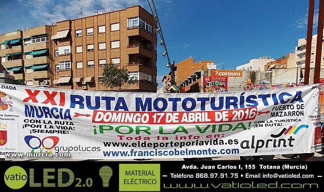 XXI RUTA MOTOTURÍSTICA - 27