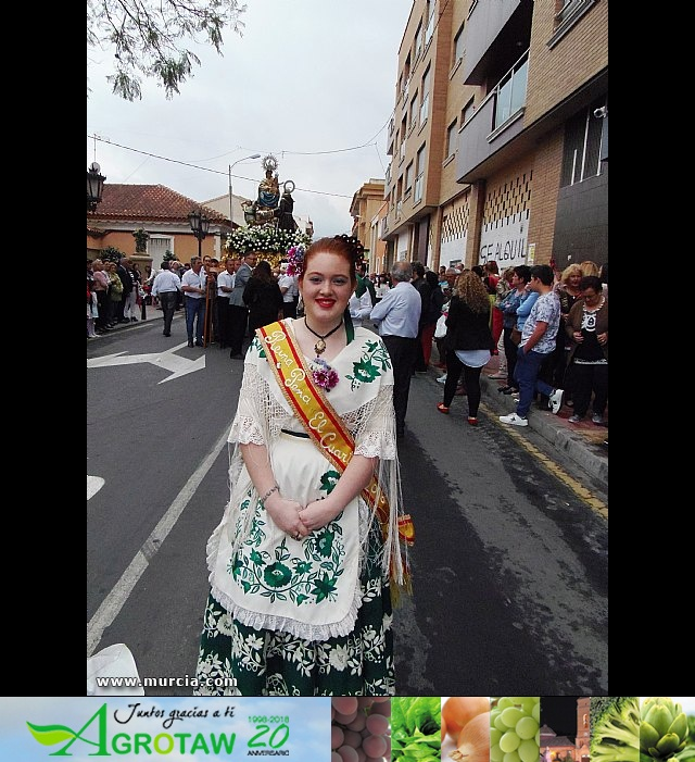 ROMERÍA FIESTAS DE LA CRUZ  SANGONERA LA VERDE 2016 - 7
