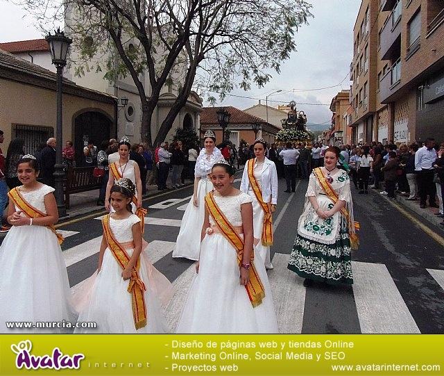 ROMERÍA FIESTAS DE LA CRUZ  SANGONERA LA VERDE 2016 - 8