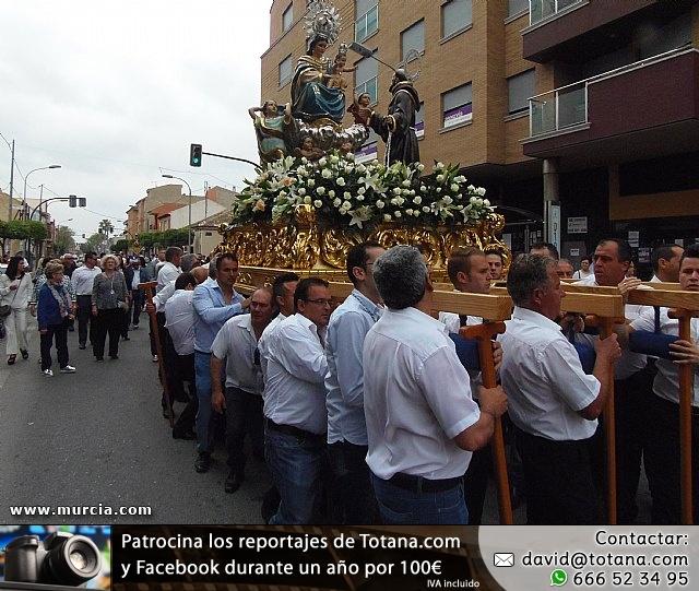 ROMERÍA FIESTAS DE LA CRUZ  SANGONERA LA VERDE 2016 - 15