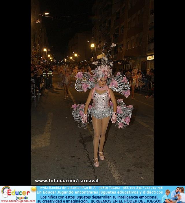 Totana estuvo presente en los carnavales de Águilas y Alhama - 2
