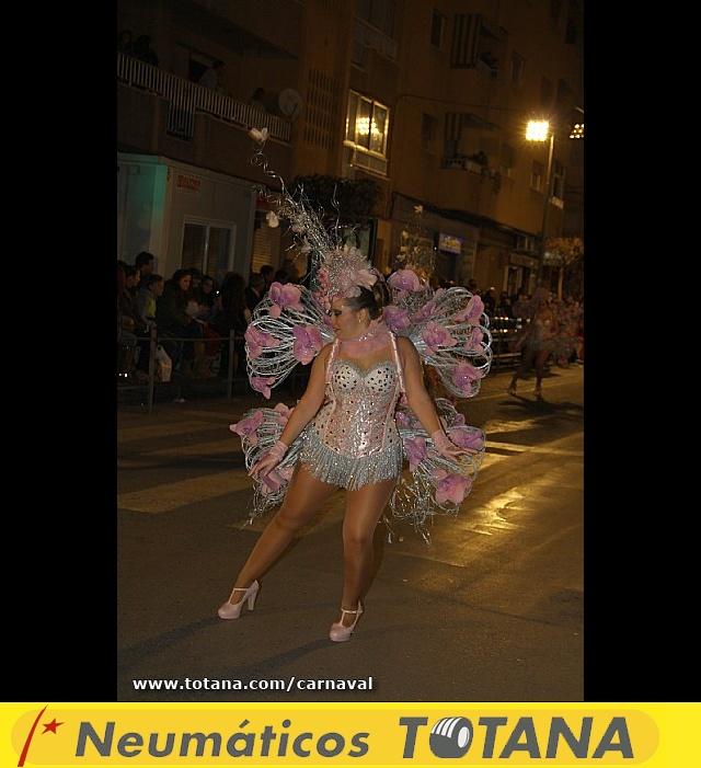 Totana estuvo presente en los carnavales de Águilas y Alhama - 9