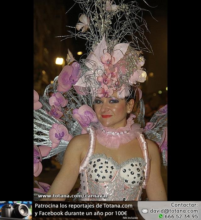 Totana estuvo presente en los carnavales de Águilas y Alhama - 19