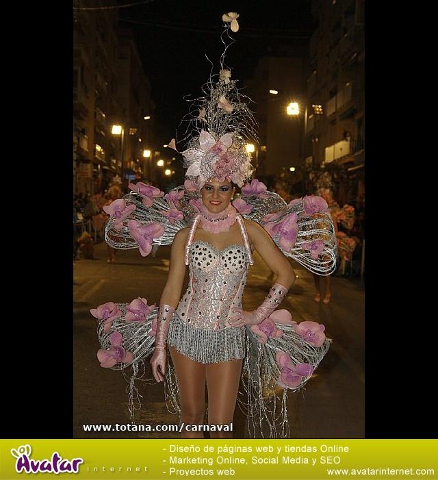 Totana estuvo presente en los carnavales de Águilas y Alhama - 21