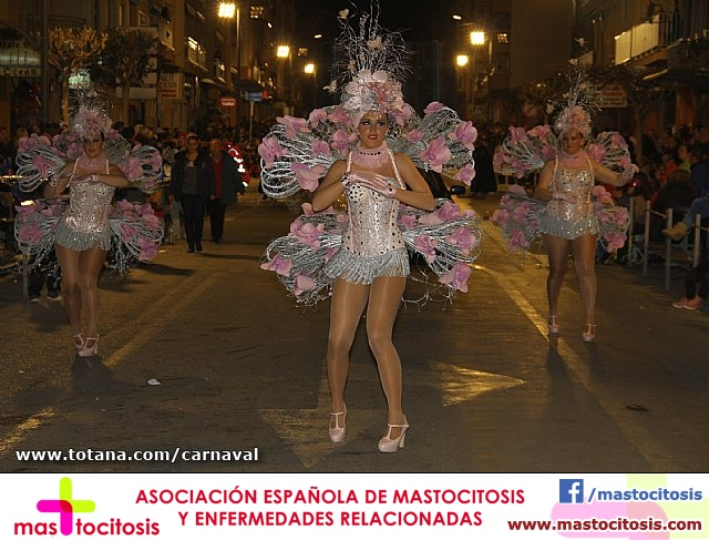 Totana estuvo presente en los carnavales de Águilas y Alhama - 29