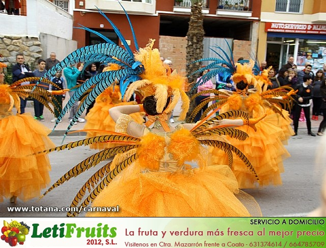 Desfile de Carnaval. Totana 2014 - 7