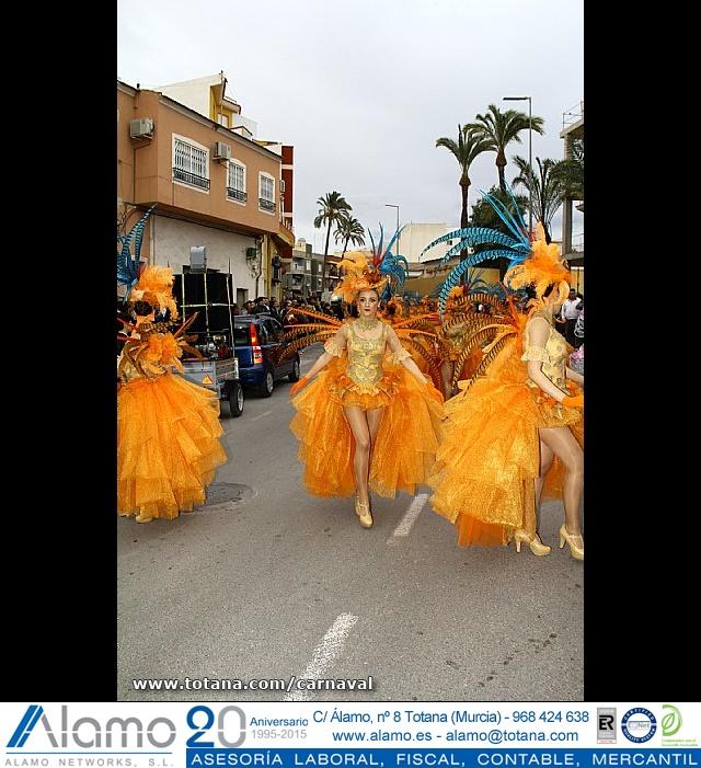 Desfile de Carnaval. Totana 2014 - 11