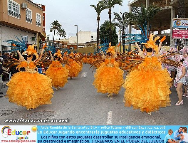 Desfile de Carnaval. Totana 2014 - 12