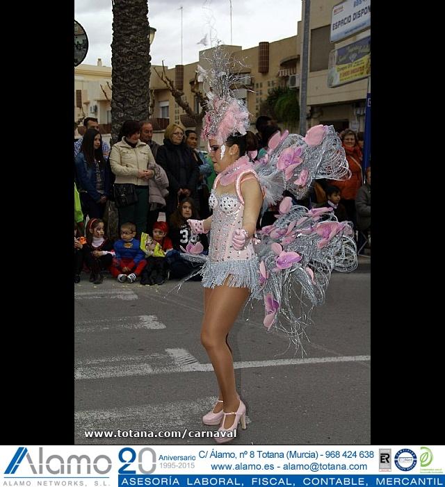 Desfile de Carnaval. Totana 2014 - 31