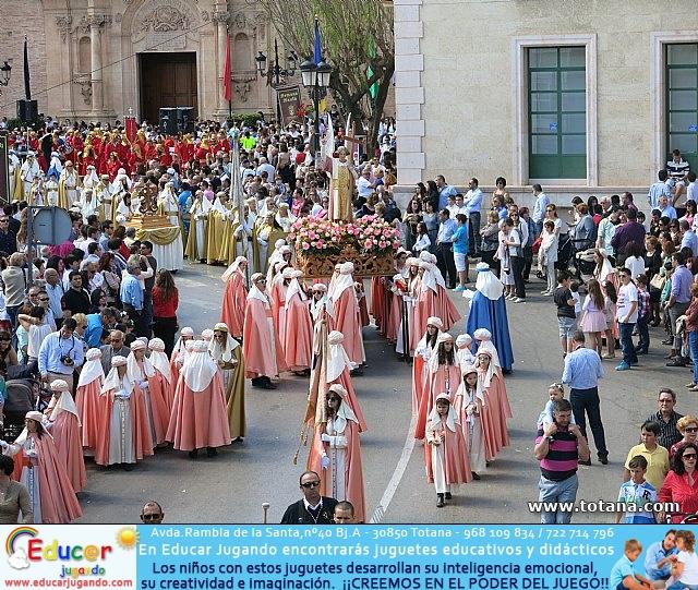 Domingo de Resurrección - Semana Santa de Totana 2014 - 18