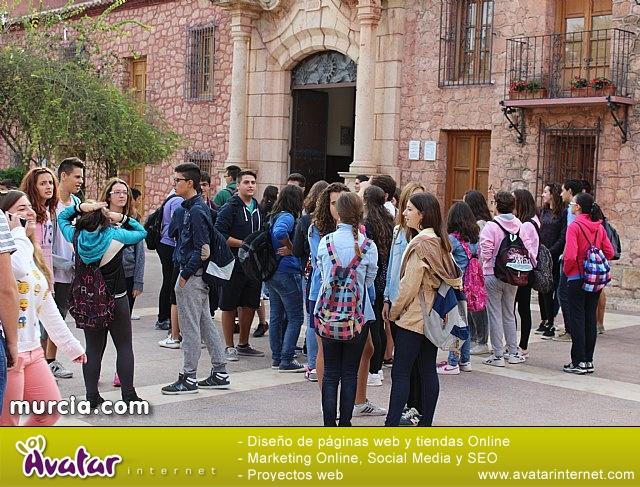 Más de 3.000 alumnos de Religión se han congregado hoy en la Santa de Totana - 7