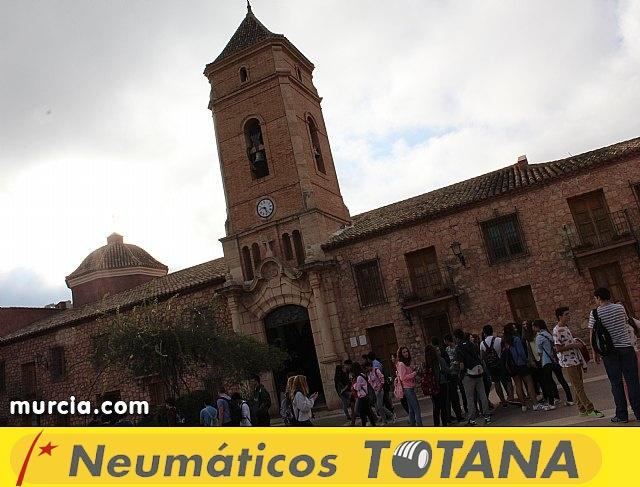 Más de 3.000 alumnos de Religión se han congregado hoy en la Santa de Totana - 8