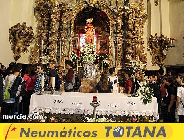 Más de 3.000 alumnos de Religión se han congregado hoy en la Santa de Totana - 16