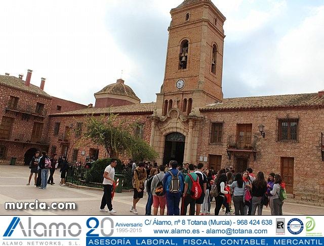 Más de 3.000 alumnos de Religión se han congregado hoy en la Santa de Totana - 24